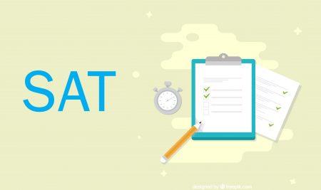 برنامه آزمون SAT