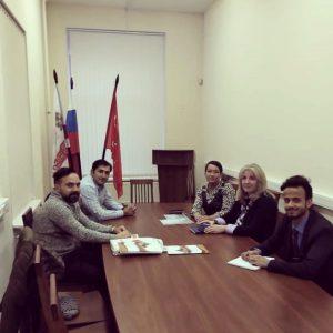 آموزش زبان روسی در تبریز